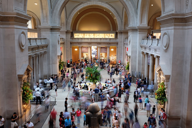 Several museums are participating with free admission, live music and activities for kids.
