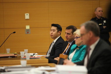 Peter Liang's defense team questioned a juror Wednesday who they say lied during panel selection.