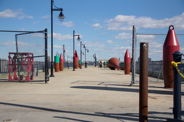 Staten Island's Pier 1, near the St. George Ferry Terminal, will soon serve as a docking point for tours, charters, dinner boats and more since it was taken over by DockNYC.