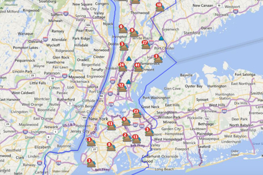 More Than 200 Residents Still Without Power After Storm Con Ed
