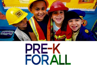 More pre-K seats opened at two schools on the Upper East Side on Monday.