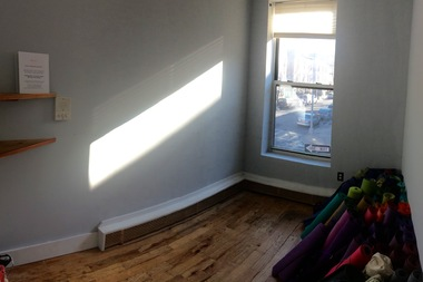 Rent This Office Above A Brooklyn Yoga Studio Facing A 34 Percent Rent Hike