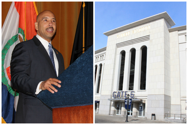 Bronx Borough President Ruben Diaz Jr. has sharply criticized the New York Yankees for their new ticketing policy and recent comments made by COO Lonn Trost.