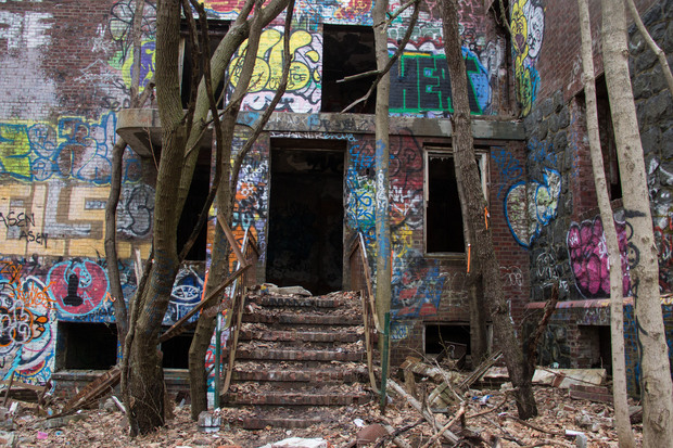Photos Dilapidated Poorhouse S Conversion Saves Si History Architects Say Willowbrook New York Dnainfo