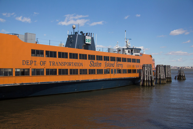 The ridership of the Staten Island Ferry hit an all-time high this past year with 23.9 million passengers taking the free rider between Staten Island and Manhattan.