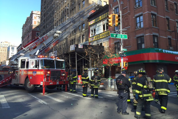 Fire Breaks Out At Upper West Side Restaurant Upper West Side