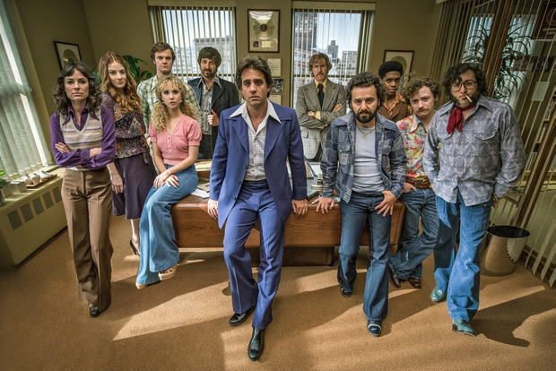 "HBO's 1970s-era drama, ""Vinyl,"" debuts Sunday, Feb. 14 with a two-hour pilot."