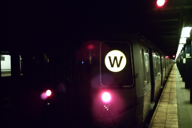 The W line will return to replace the Q line going into Queens, according to the MTA's plan.