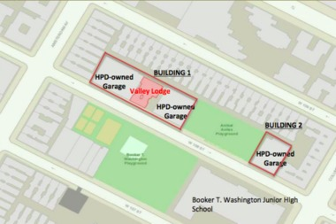 WSFSSH is proposing to construct two new buildings that would house more than 200 affordable housing units and 18 more homeless shelter beds on West 108th Street.