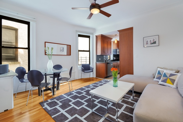 This two-bedroom at 164 Sterling Pl. in Park Slope was initially listed for $840,000 in November. It was taken off the market and re-listed for $799,000 in March. It quickly sold after the price drop — for $840,000.