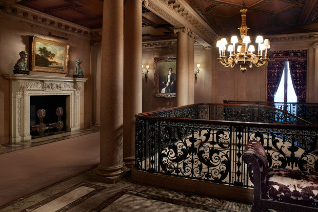 The Frick Museum is planning on unveiling rooms that have been hidden to the public since it opened in 1935 in its newest expansion plan, according to museum officials.