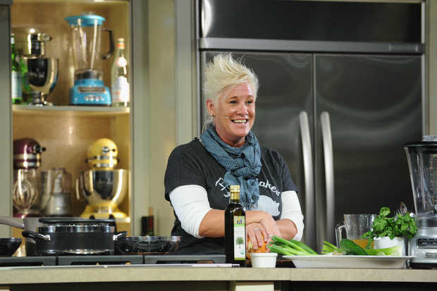 Celebrity Chef Anne Burrell Plans Your Valentine's Day ...