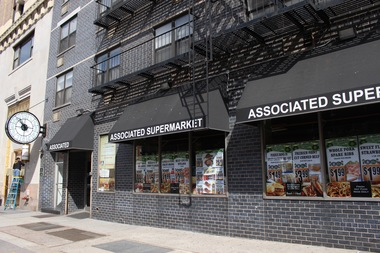 The Associated Supermarket at 255 W. 14th St. in Chelsea is in danger of closing.