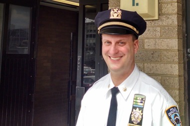 Deputy Inspector Norman Grandstaff is now the commanding officer of the 71st Precinct in Crown Heights, Prospect-Lefferts Gardens and East Flatbush.