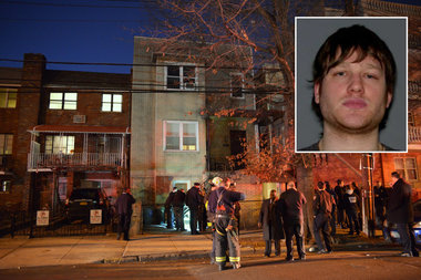 Suspect in Violent Astoria Spree Arraigned in Hospital on Murder Charge
