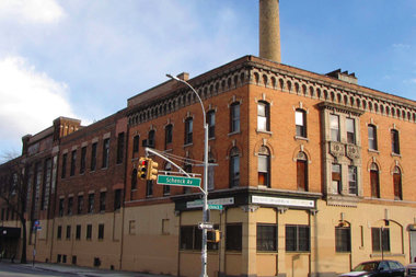 The Empire State Dairy complex at Atlantic and Schenck avenues was calendared for consideration by the Landmarks Preservation Commission on Tuesday.