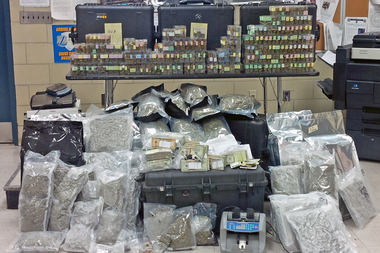 NYPD Busts $10 Million Drug Ring in Greenpoint, Police Say