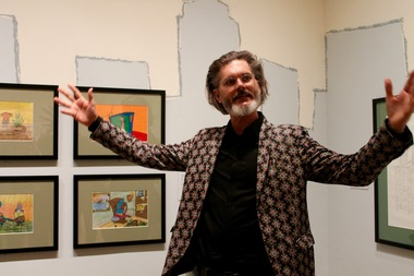 Join a tour to learn all about the world of Mo Willems and learn to sketch his characters this weekend.