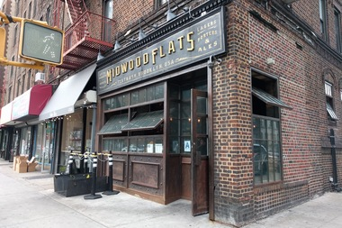Police are investigating phone calls to Midwood Flats bar in Prospect-Lefferts Gardens as a hate crime after the caller threatened the