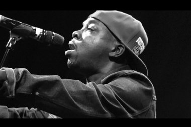 The rapper from A Tribe Called Quest died last week.