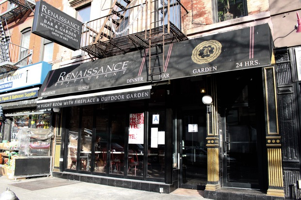 Renaissance Diner In Hell 39 S Kitchen Closes After More Than
