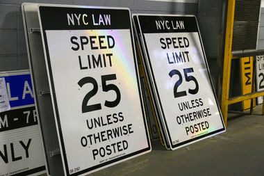 Police Admit to Writing Few Speeding Tickets on Upper West Side
