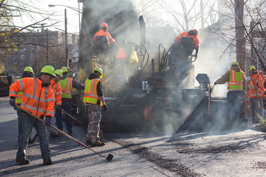 Councilman Steven Matteo and Borough President James Oddo will introduce a new set of bills aimed to notify officials when newly paved streets need to be ripped up and create a new standard for repairs.