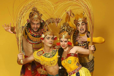 Don't miss the BALAM Dance Theatre's