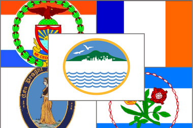 QUIZ: Do You Know Your Borough's Flag?