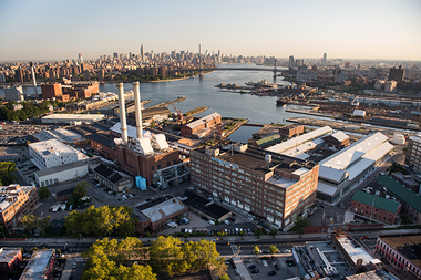 The Brooklyn Navy Yard will be getting an upgraded pier and four new ferries as part of the mayor's executive budget for 2017.