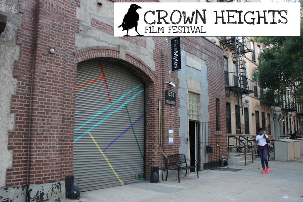 The Crown Heights Film Festival is back this year after a two-year hiatus at the Five Myles art gallery on St. Johns Place.