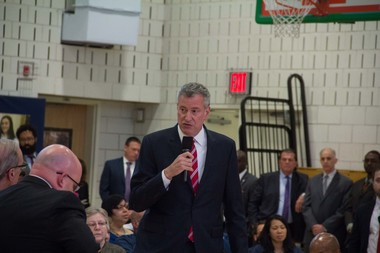 De Blasio Woes Mount as Alleged Slush Funds Draw Scrutiny: Reports