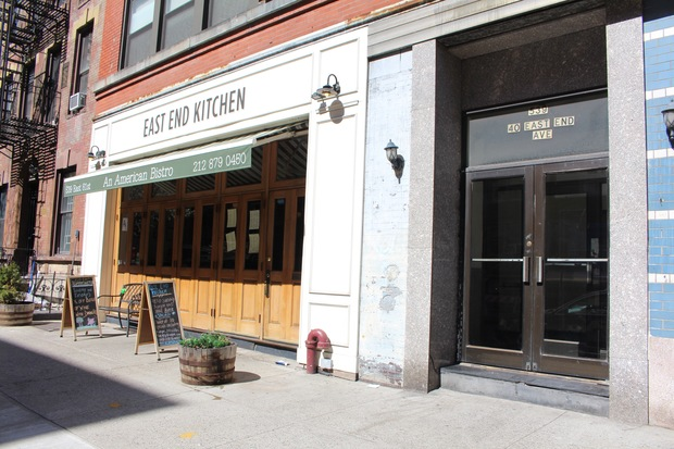 Yorkville East End Kitchen Closed For Roaches And Mice