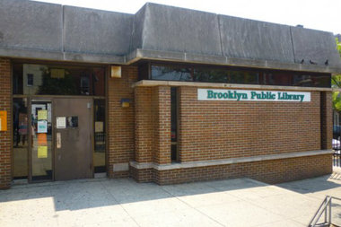 The current Geenpoint Library branch was built in the early 1900s but renovated in the 1970s, according to the Brooklyn Public Library.