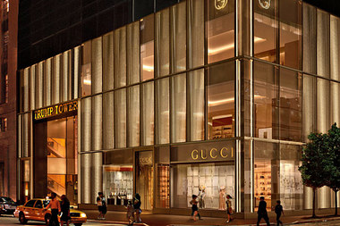 Thief Steals $17K In Merchandise From Gucci Flagship Store