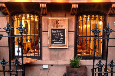 ICI Restaurant, at 246 Dekalb Ave., will now be known as Maison May and will be expanding with a second location around the block at 270 Vanderbilt Ave.