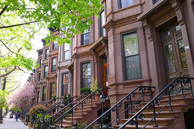 The median price of residential sales in north and central Brooklyn went up in the first quarter of 2016 compared to the same time period last year, according to a report released by Ideal Properties Group.