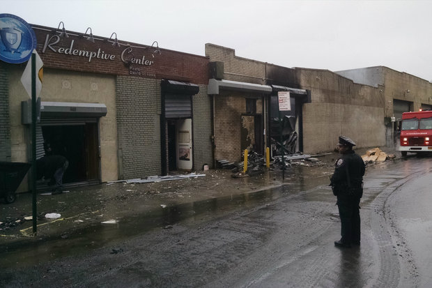 Fire Raged For More Than 4 Hours Overnight In Brooklyn Fdny Says Prospect Lefferts Gardens