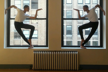 Fabian and Sebastian Garcia, 15, said attending the American Ballet Theatre program would be a