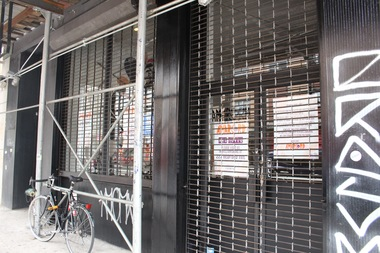 Amarcord Vintage's shop at 252 Lafayette St. has closed for good.