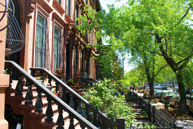 A report from NYU's Furman Center found that average rent in Bedford-Stuyvesant neighborhood rose 36.1 percent from 1990 to 2010-2014.