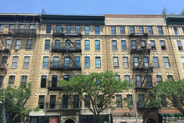 There's a link between a lack of affordable housing and bad health outcomes among East Harlem residents, a study said.