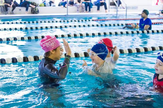 Where To Take Swim Lessons On The Upper West Side This