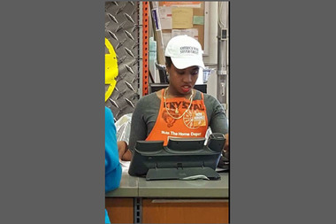 Home Depot Worker 39 S 39 America Was Never Great 39 Hat Sparks