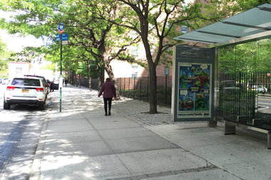 The MTA is proposing removing an M23 bus stop on 20th Street between Avenue C and First Avenue, but Stuy Town residents and pols say it would negatively affect senior straphangers.