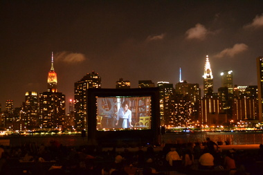 UPDATED: Here's Your Outdoor Summer Movie Guide For New York City