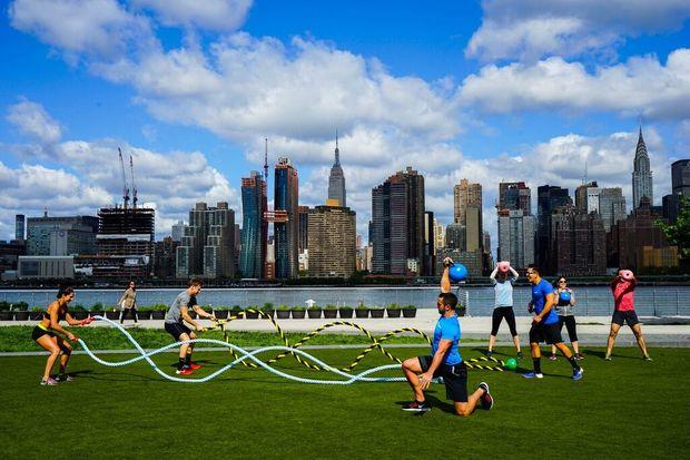 Fitness Class Long Island City
