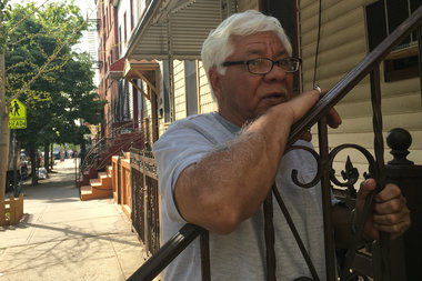 Frank Ortiz, 70, says the rats on his block remind him of his time in Vietnam.