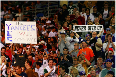 Yankees fans vs. Mets fans — who has the monopoly on New York City baseball fandom?