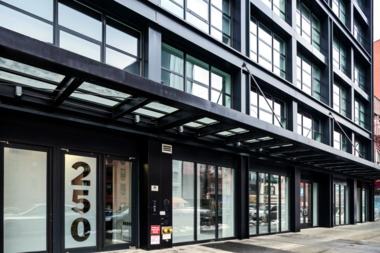 The International Center of Photography's new location is at 250 Bowery.